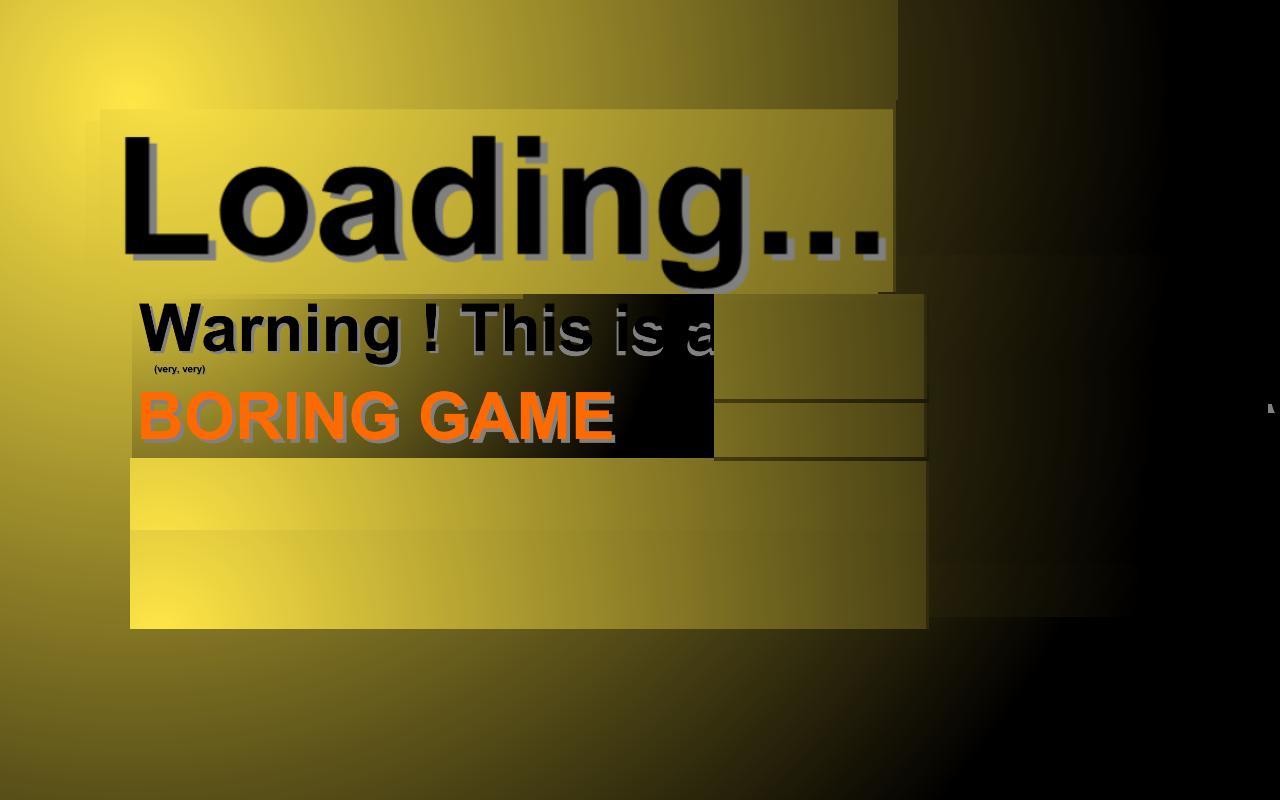 boring game