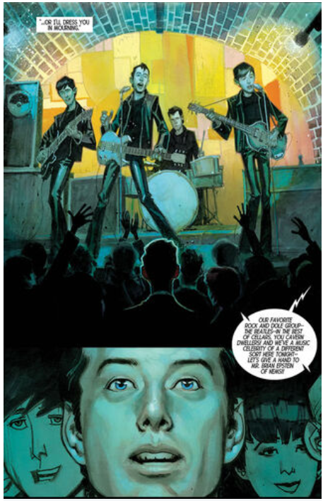 Source: The Fifth Beatle, Vivek J. Tiwary, art by Andrew C. Robinson